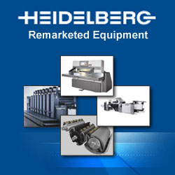 Heidelberg Remarketed Equipment